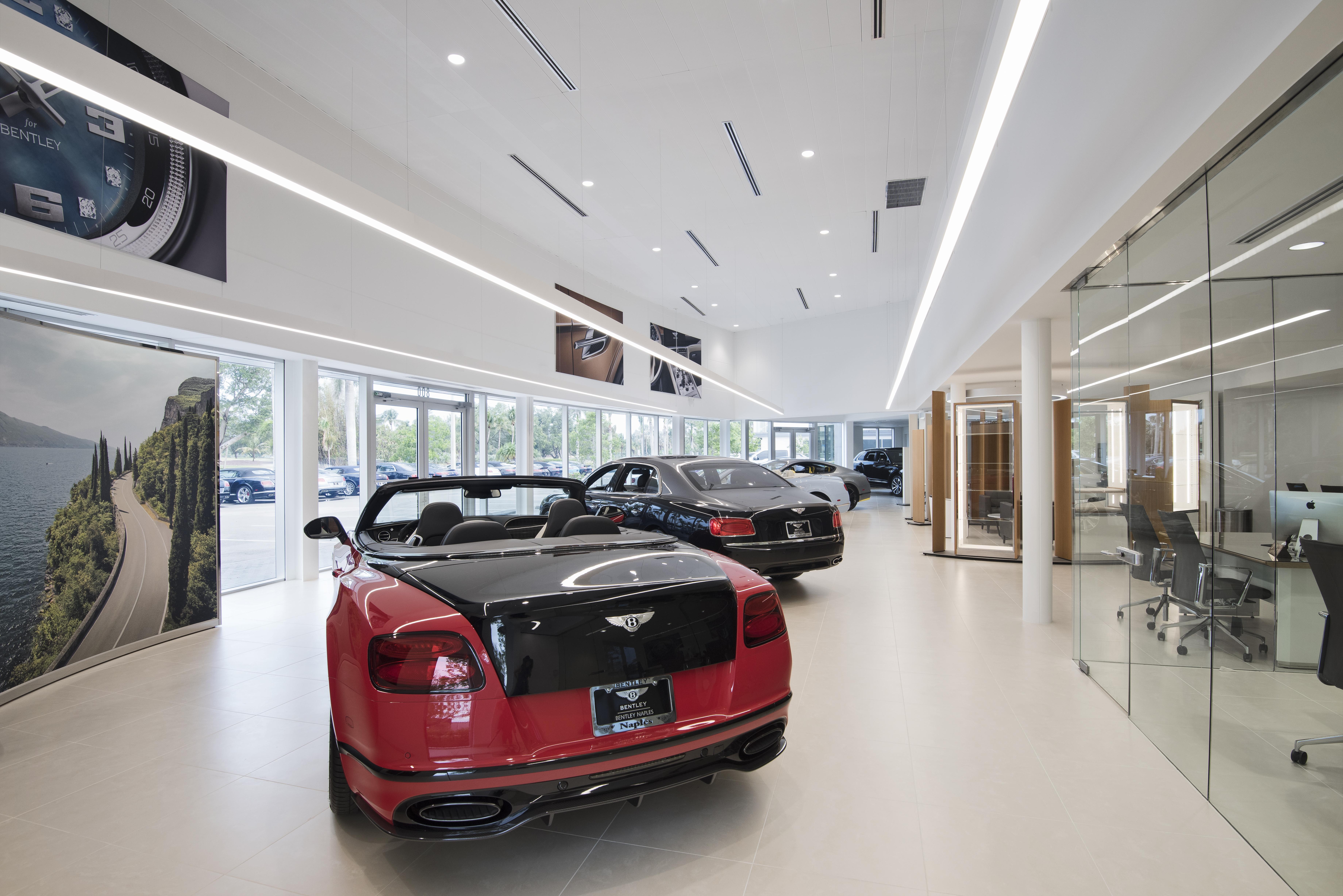 Bentley Dealership Naples FL Waltbillig Hood General Contractors - Car show naples fl today